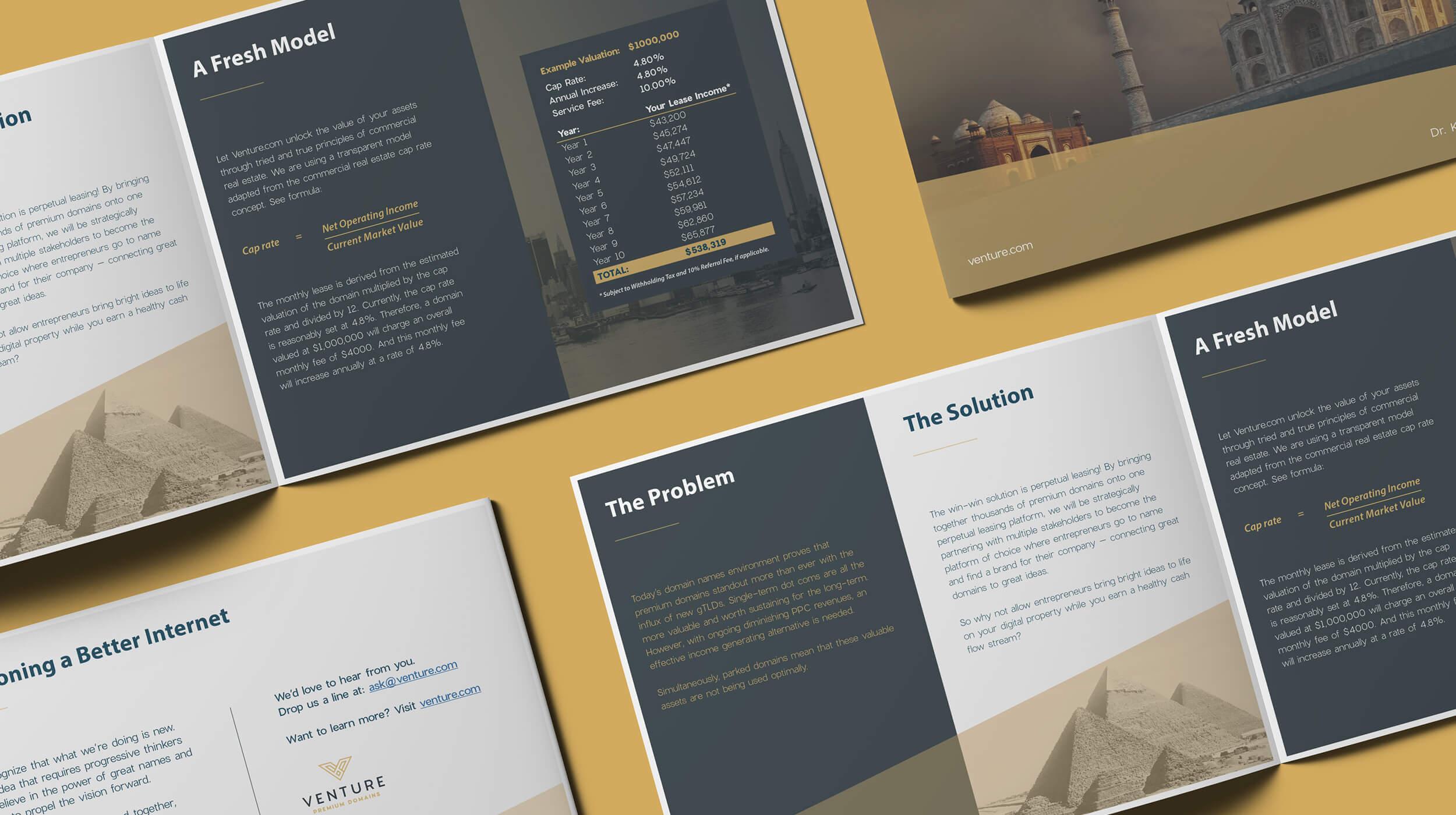 venture-brochure